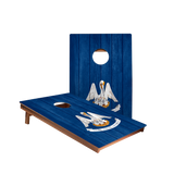 Dale Louisiana Flag Recreation Cornhole Boards