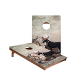 Dale Military Dog Recreation Cornhole Boards