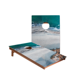 Dale Ocean Scene Recreation Cornhole Boards