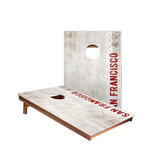 Dale San Francisco Vintage Gameday Recreation Cornhole Boards