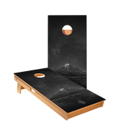 Star Starry Sky Mountain Professional Cornhole Boards