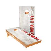 Star Tampa Bay Vintage Gameday Professional Cornhole Boards