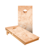 Star Tan Marble Professional Cornhole Boards
