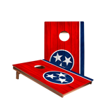 Dale Tennessee Flag Recreation Cornhole Boards