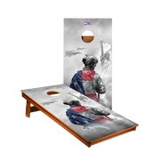 MP2 American Soldier Professional Cornhole Boards