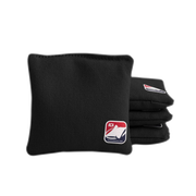 Junior Black All Weather Cornhole Bags