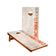 MP2 Cincinnati Vintage Gameday Professional Cornhole Boards