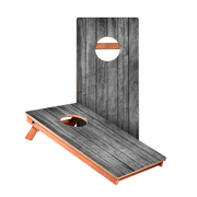 KG Dark Large Panel Wood Recreation Cornhole Boards