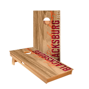 Star blacksburg Gameday Professional Cornhole Boards