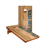 MP2 College TownGameday Professional Cornhole Boards