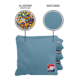 Light Blue All Weather Cornhole Bags