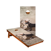 MP2 Military Dog Professional Cornhole Boards