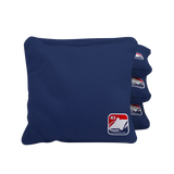 Navy Blue All Weather Cornhole Bags