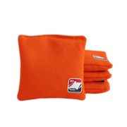 Junior Orange All Weather Cornhole Bags