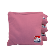 Pink All Weather Cornhole Bags