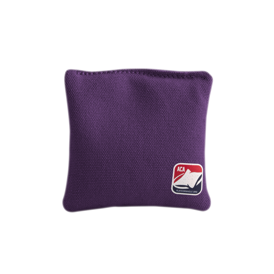Junior Purple All Weather Cornhole Bags