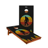 MP2 Retro Sasquatch Recreation Cornhole Boards