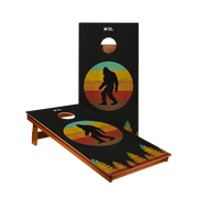 MP2 Retro Sasquatch Professional Cornhole Boards