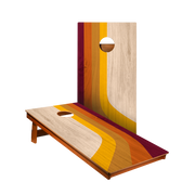 MP2 Swashed Stripes Recreation Cornhole Boards