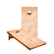 MP2 Tan Marble Professional Cornhole Boards
