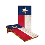 MP2 Texas Flag Professional Cornhole Boards