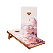 MP2 Vintage Bus Professional Cornhole Boards