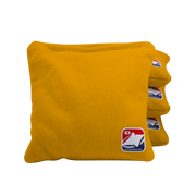 Yellow Corn Filled Cornhole Bags