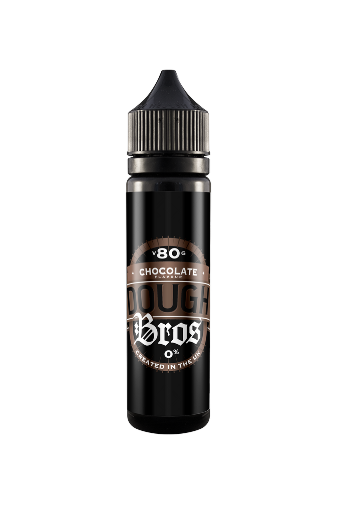 Dough Bros- Chocolate 50/100ml Shortfill (80VG/20PG)