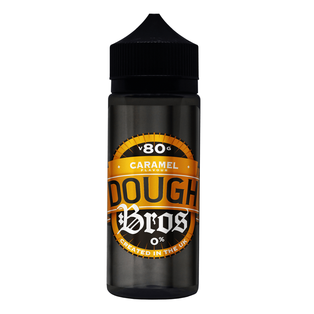 Dough Bros- Caramel 50/100ml Shortfill (80VG/20PG)