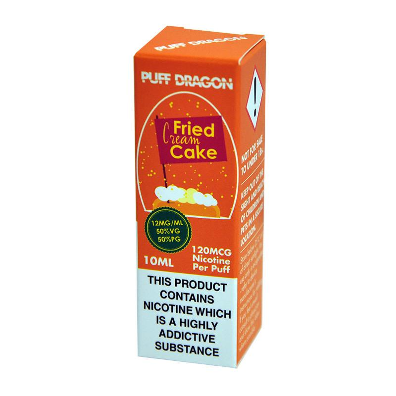 Puff Dragon Fried Cream Cake 10ml