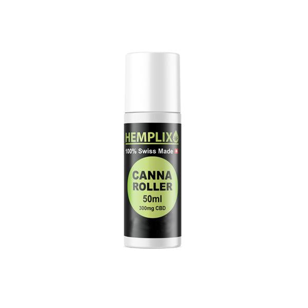 Hemplix 300mg CBD Canna Roller 50ml
