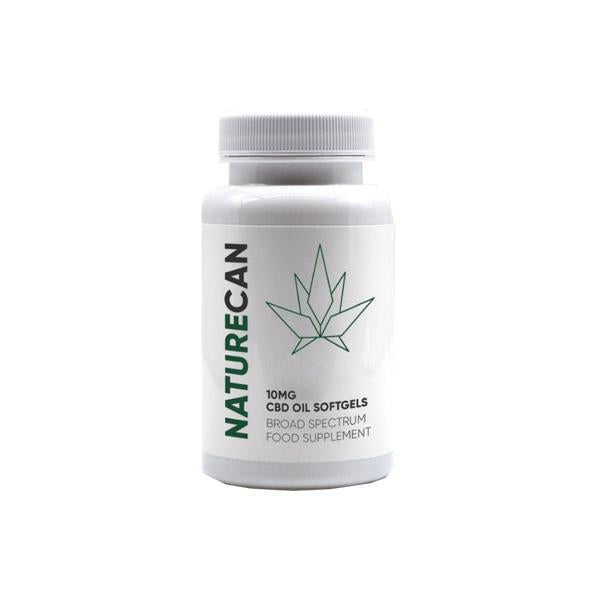 Naturecan 300mg CBD Softgel Capsules