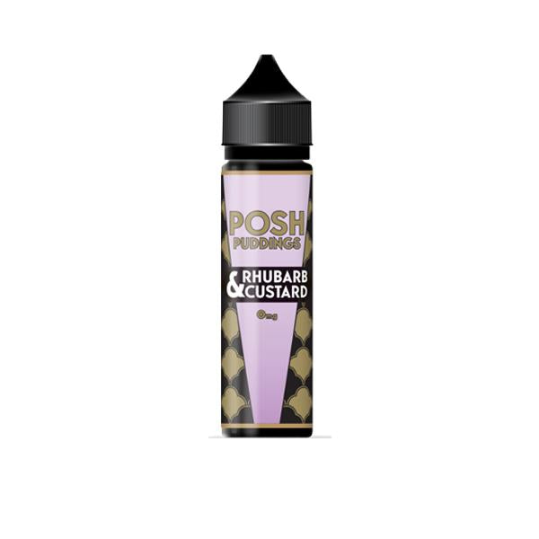 Posh Puddings 0mg 50ml Shortfill (70VG/30PG)