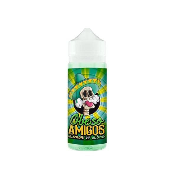 Obeso Amigos 0mg 100ml (70PG/30VG)