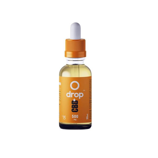 CBD Drop Oil Regular 500mg CBD 30ml