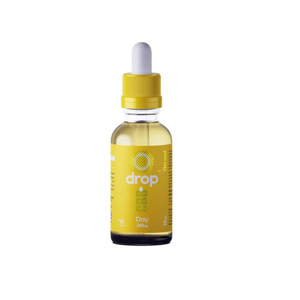 CBD Drop Oil For Daytime Use 500mg CBD 30ml