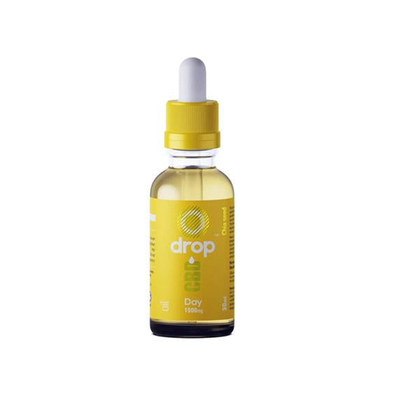 CBD Drop Oil For Daytime Use 1500mg CBD 30ml