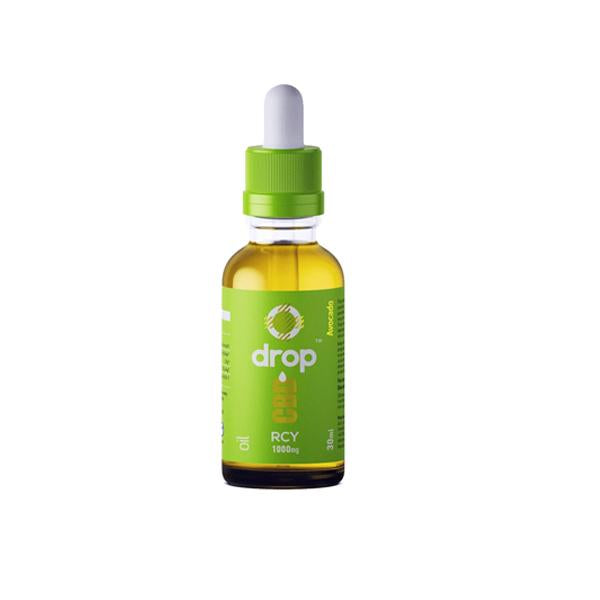 CBD Drop Oil Recovery 1000mg CBD 30ml Bottle