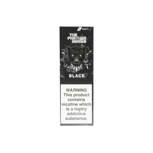 10mg Black Panther 10ml Nic Salt (50VG-50PG)