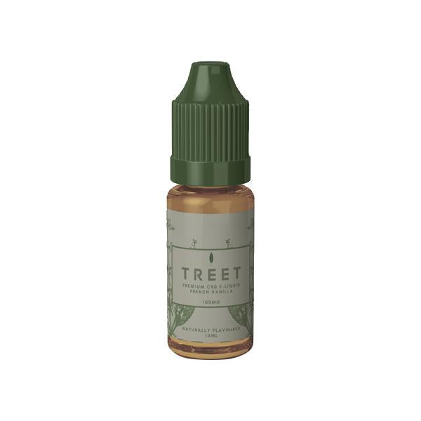 TREET 100mg CBD 10ml E-liquid (70VG/30PG)