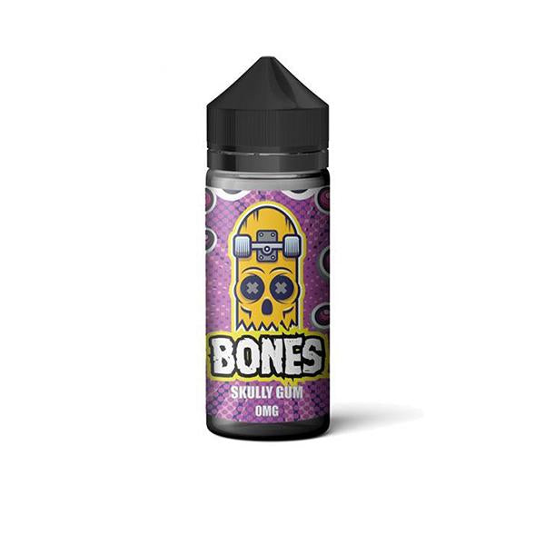 Bones By Wick Liquor 0mg 100ml Shortfill (70VG/30PG)