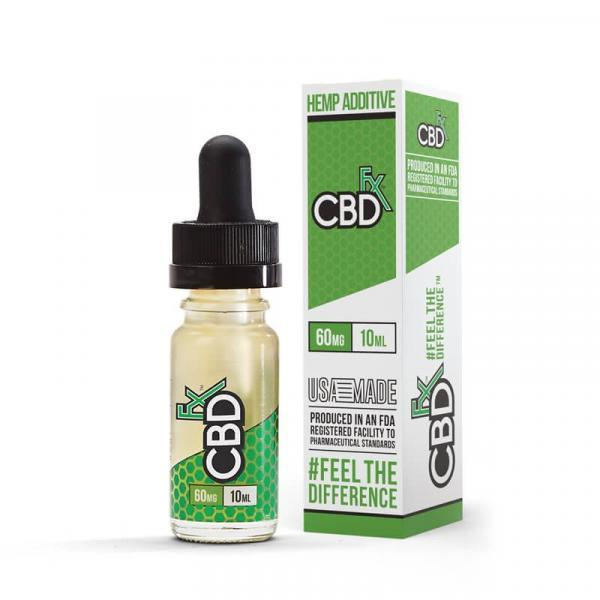CBDfx 60mg 10ml CBD Vape Oil Additive