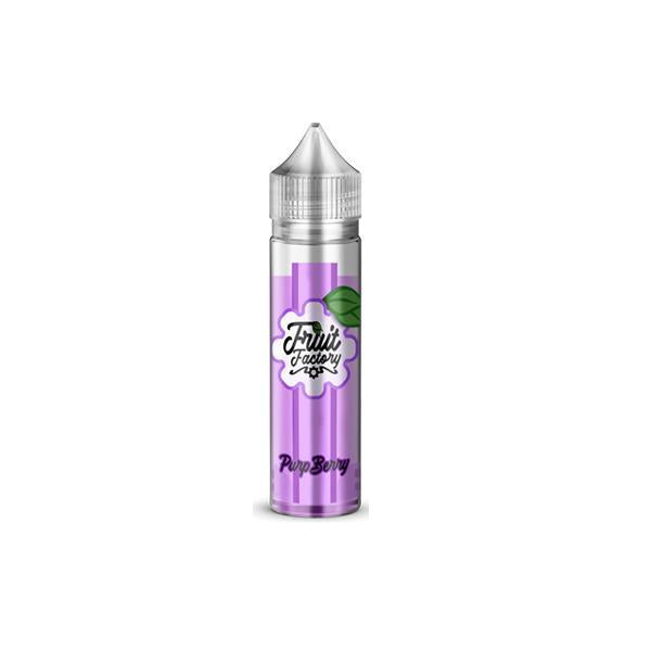 Fruit Factory Purp Berry 50/100ml Shortfill (70VG/30PG)