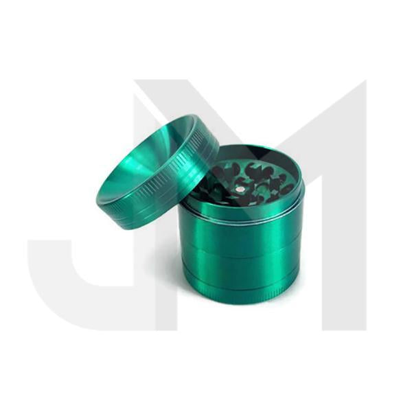 4 Parts Small Metal Coloured 40mm Grinder - HX840AM