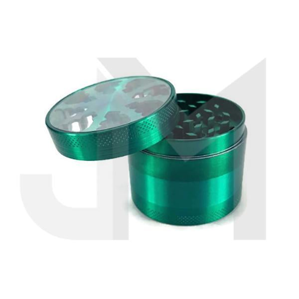 4 Parts Automatic Metal Colour 50mm Grinder - HX855FC-4