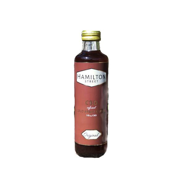 Hamilton Street CBD Infused Cold Brew Coffee - Original