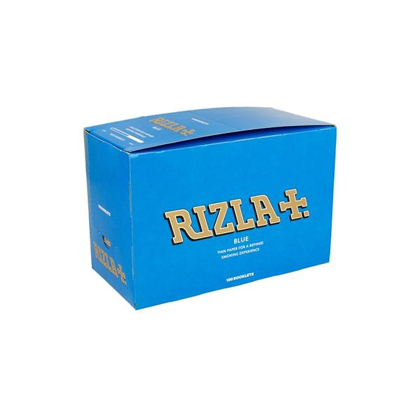 100 Blue Regular Rizla Rolling Papers