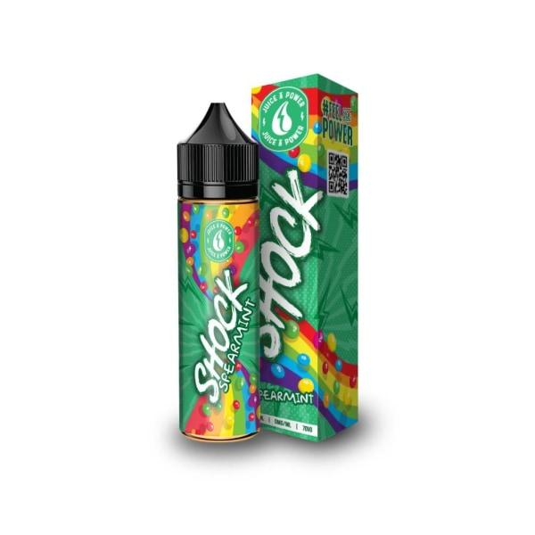 Shock by Juice N Power 0mg 50ml Shortfill (70VG/30PG)