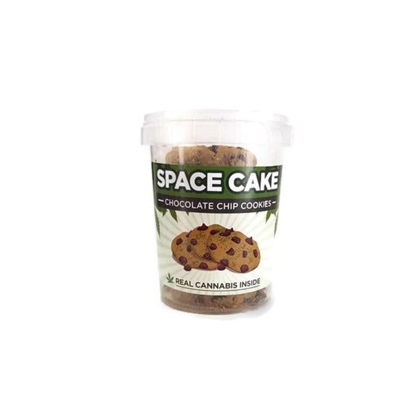 Space Cake - Chocolate Chip Cookies