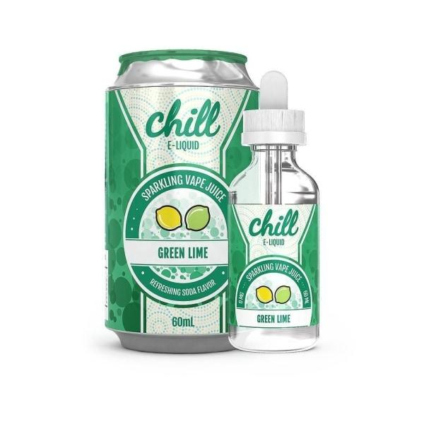 Chill 0mg 60ml Shortfill (70VG/30PG)